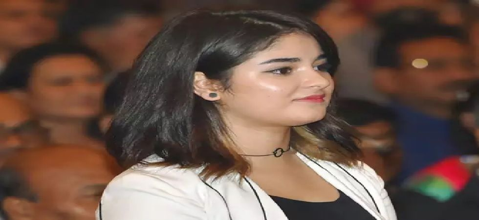 Zaira Wasim who will be soon seen in Shonali Bose's 'The Sky is Pink' has disassociated from the field of acting