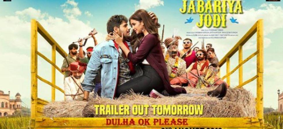 Parineeti Chopra and Sidharth Malhotra to star in Jabariya Jodi.