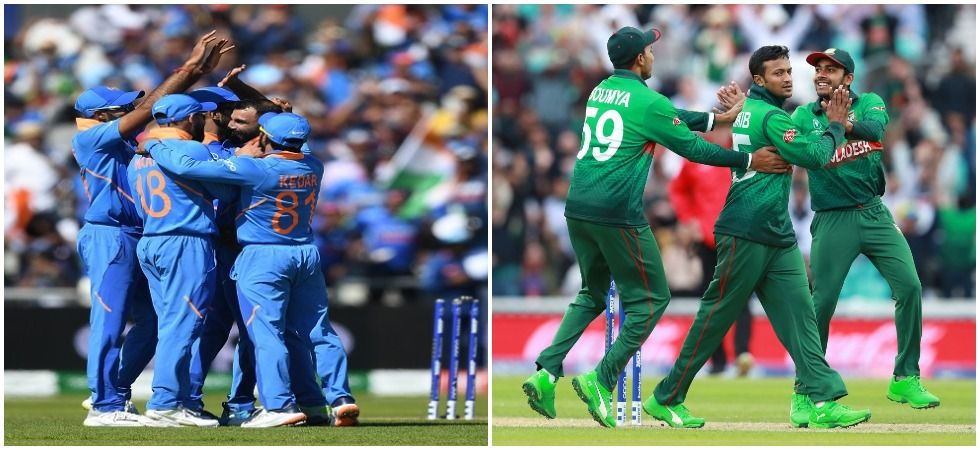 India will look seal semi-final spot against Bangladesh (Image Credit: Twitter)