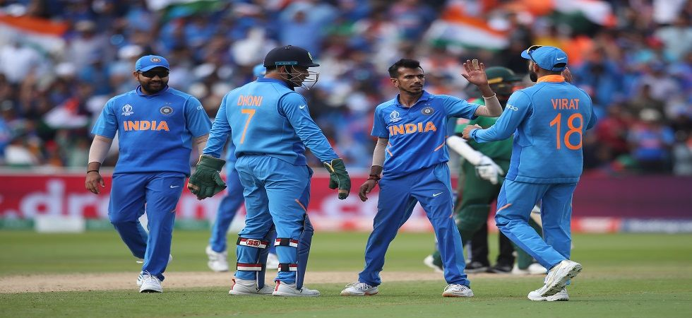 Rohit Sharma's century and some brilliant bowling from Hardik Pandya and Jasprit Bumrah helped India beat Bangladesh by 28 runs to seal their spot in the semi-final of the ICC Cricket World Cup 2019. (Image credit: Getty Images)