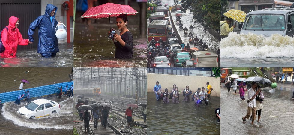 Mumbai Rains: How to survive monsoon in India's financial capital, here's ultimate guide (Photo Credit: PTI)
