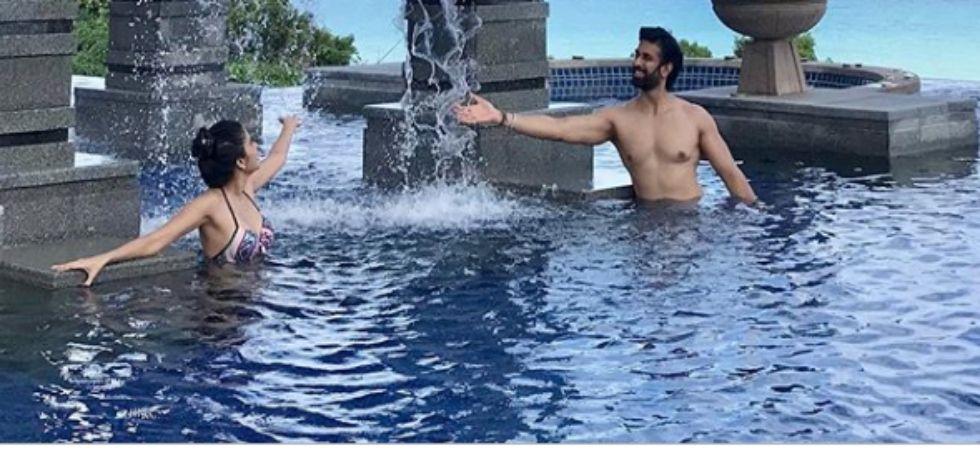 Charu Asopa-Rajeev Sen locks lip at their exotic pre-honeymoon in Thailand