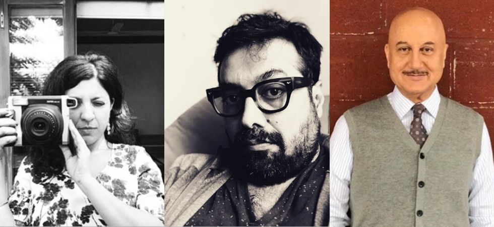 Zoya Akhtar, Anurag Kashyap, Anupam Kher invited by Academy of Motion Picture Arts