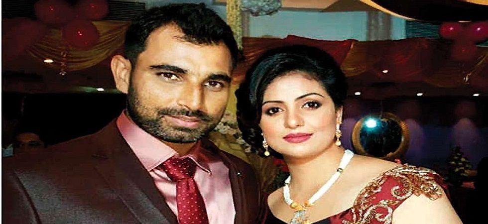 Cricketer Mohammad Shami's wife Hasin Jahan