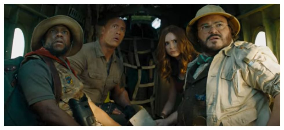 Watch the trailer of Jumanji: The Next Level' (Photo: Youtube)