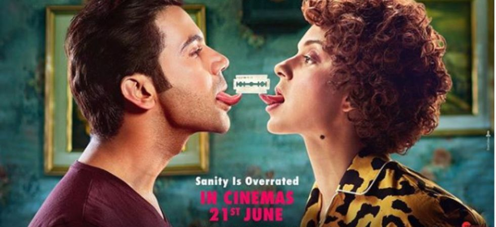Kangana - Rajkummar's wacky look will amuse you in Judgementall Hai Kya
