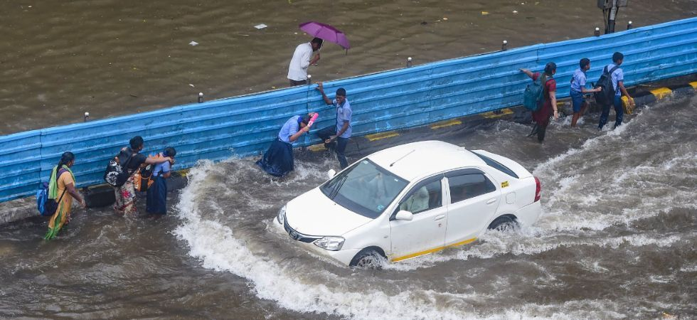Mumbai has already received 505 mm of rain out of which 485 mm. (File Photo)