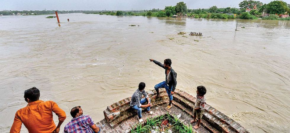 Besides rainwater, overflow water of Yamuna during the monsoon season will come into these ponds and will be percolated. (PTI File Photo)