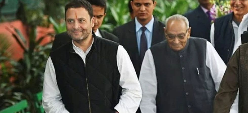 Motilal Vora is the senior most leader of the Congress party. (File Photo: PTI)