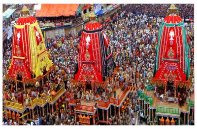 Odisha government deploys 10,000 security personnel for Rath Jatra