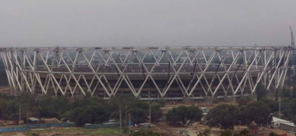 Jawaharlal Stadium was used as the main ground for Commonwealth Games 2010