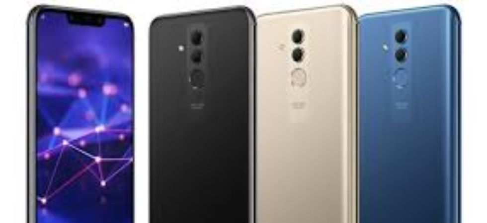 Huawei Mate 30 5G series (Photo Credit: Twitter)