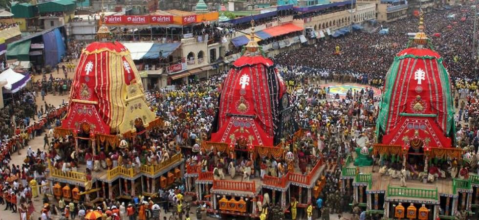 Jagannath Yatra is one of the most awaited festivals of Odisha dedicated to Lord Jagganath. (File Photo)