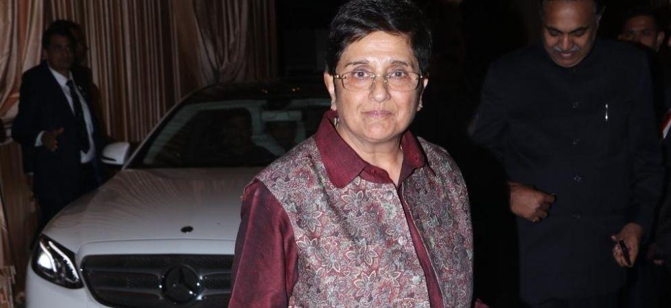 Puducherry Lt governor Kiran Bedi (File Photo)