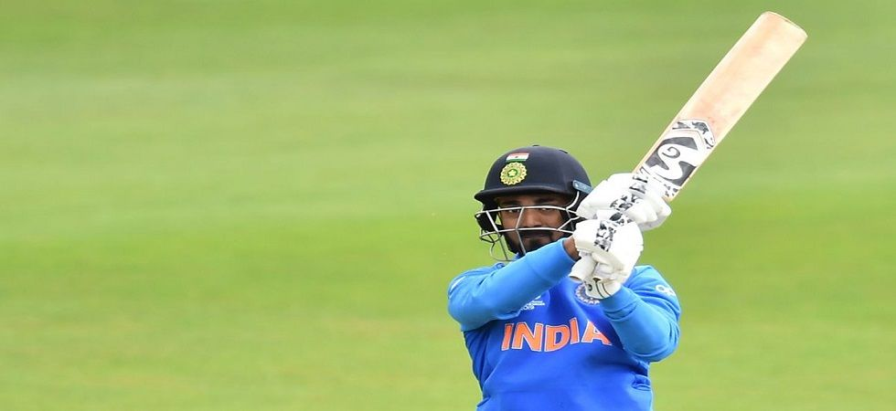 KL Rahul has smashed two fifties in 2019 World Cup so far (Image Credit: Twitter)