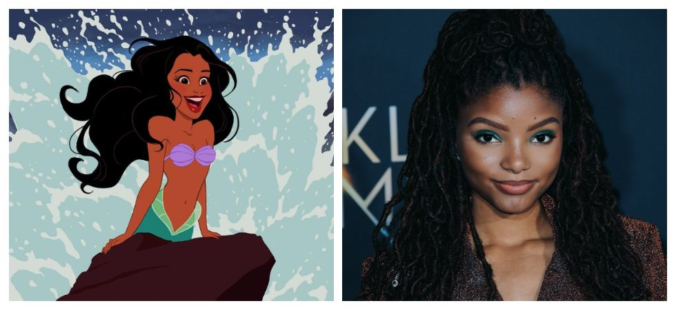 Disney casts Halle Bailey as the new Ariel (Photo: Twitter)