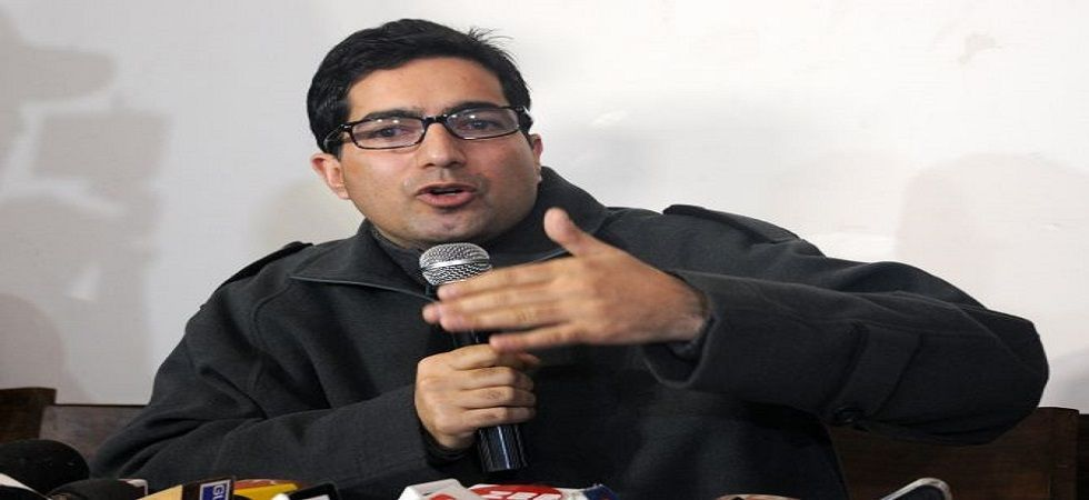 Shah Faesal said that people should not target only separatists for sending their students abroad. (File Photo)