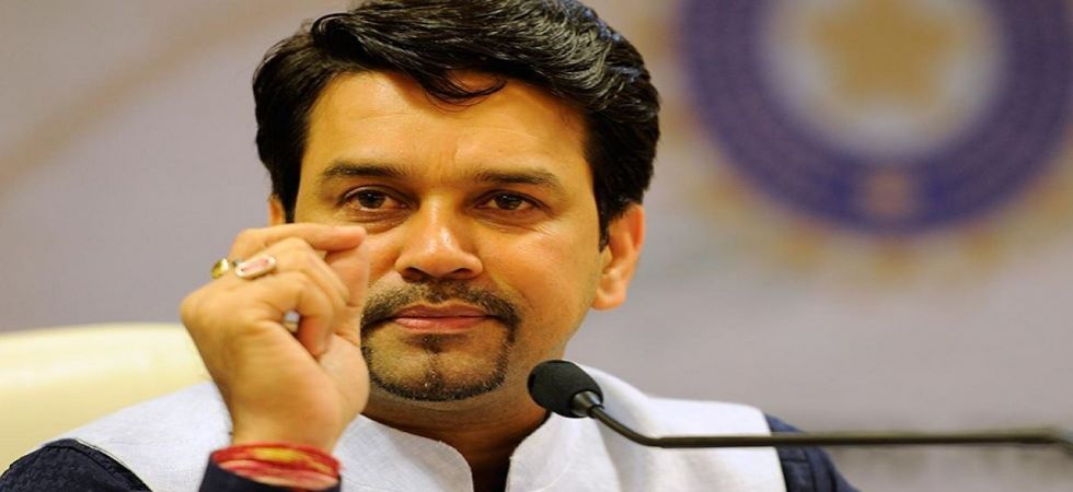 Minister of State for finance Anurag Thakur (File Photo)