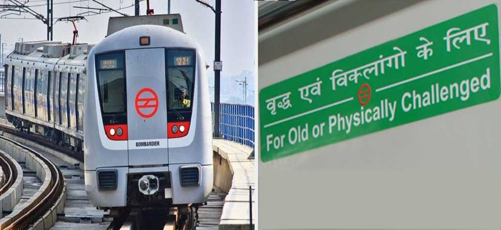 Last month, the Kejriwal government had announced free of cost travel for women in Delhi Metro and DTC buses.