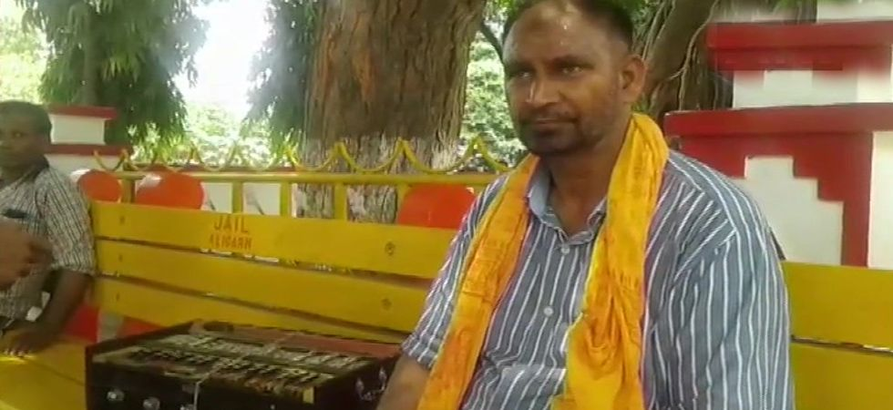 Dilshad alleged that the men broke his harmonium and took away the scriptures.