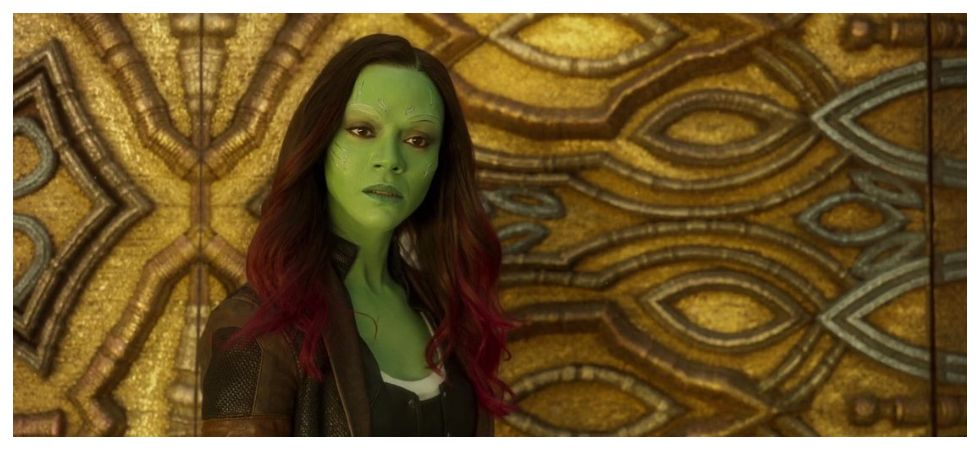 Zoe Saldana wants to see bad Gamora in future films (Photo: Twitter)