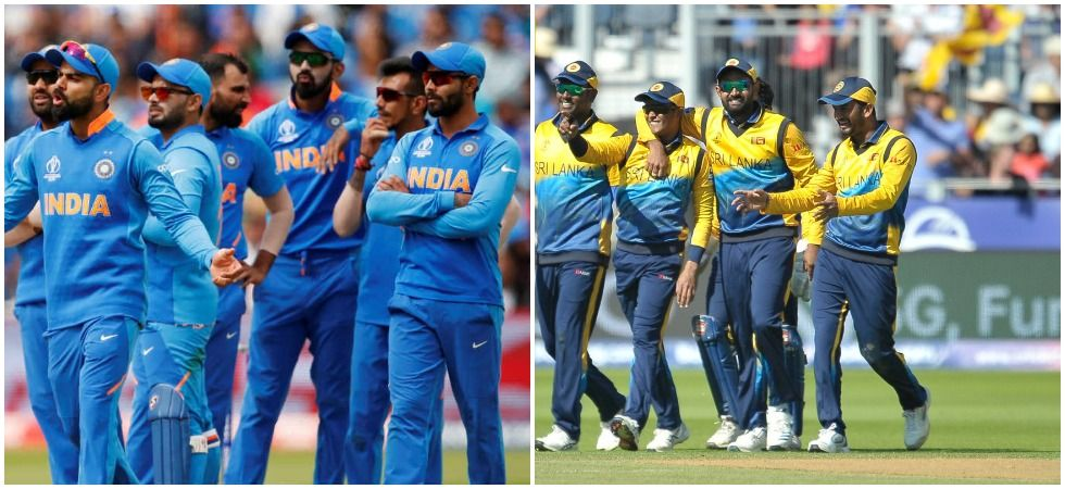 Sri Lanka were undone by Rohit Sharma's century in the ICC Cricket World Cup 2019 clash in Leeds. (Image Credit: Twitter)