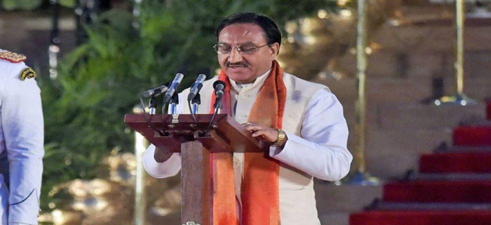 HRD Minister Ramesh Pokhriyal Nishank (File Photo)