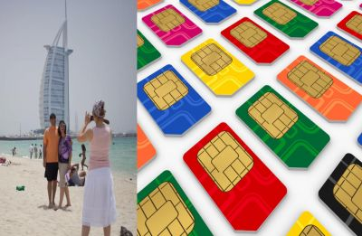 Good News! Tourists to get FREE mobile phone SIM cards in UAE