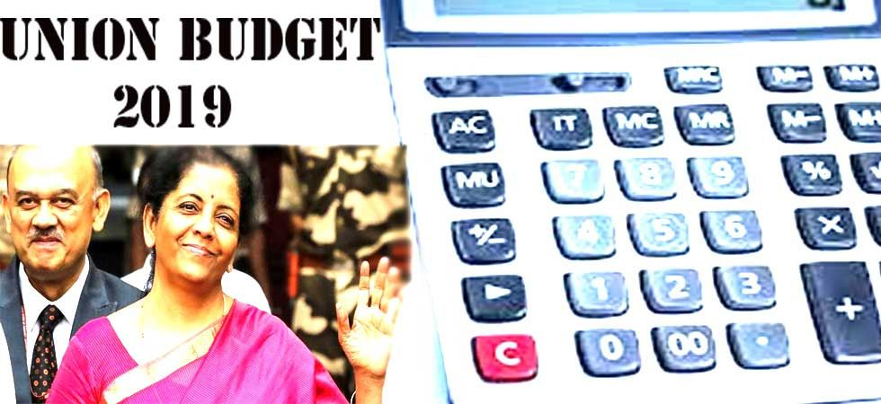 Finance Minister Nirmala Sitharaman is presenting her maiden budget.