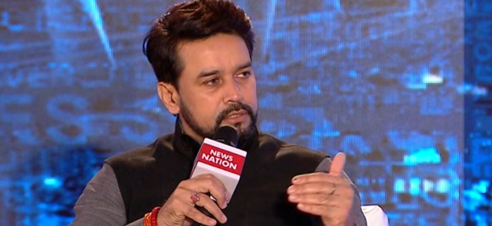 On May 31, Anurag Thakur assumed charge as the Minister of State in the finance ministry.