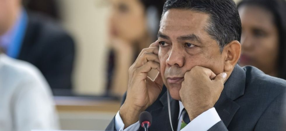 Deputy Foreign Minister William Castillo (Photo Credit: Twitter)