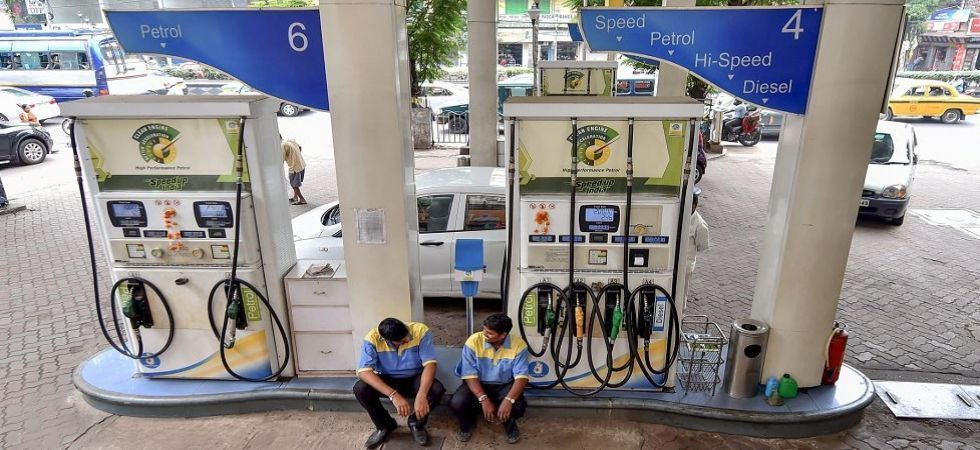 Petrol in Delhi now costs Rs 72.96 a litre and diesel is priced at Rs 66.69 per litre