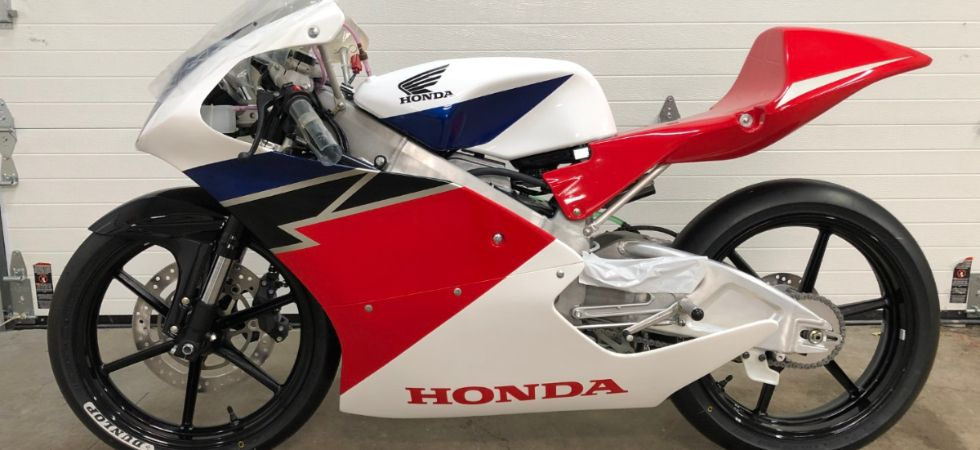 Honda NSF250R (Photo Credit: Twitter)
