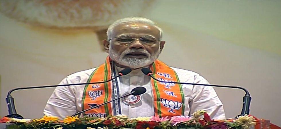 Prime Minister Narendra Modi (Photo Source: IANS)