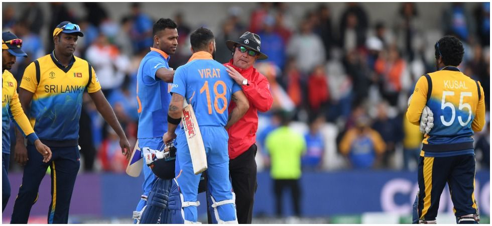 Rohit Sharma blasted his fifth century in a single edition and KL Rahul smashed a fifty as India decimated Sri Lanka by seven wickets to top the group. (Image credit: Getty Images)