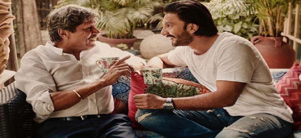 In Pics: Ranveer Singh is eerily similar to Kapil Dev in '83; first look OUT