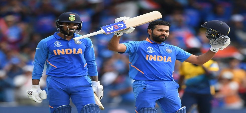Rohit Sharma and KL Rahul blasted tons as India hammered Sri Lanka by seven wickets in Leeds in the ICC Cricket World Cup 2019 clash. (Image credit: Getty Images)
