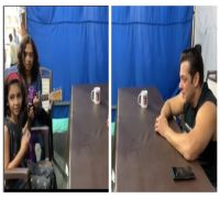 WATCH  Salman Khan amazed by his young 'superstar sitara' singing Stevie Wonder's 'Isn't' she lovely'