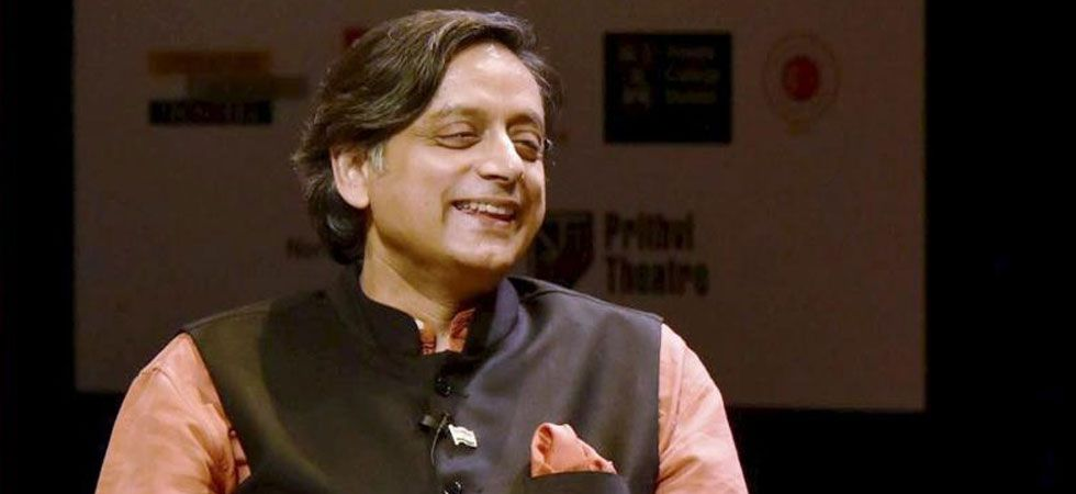 Lok Sabha MP Shashi Tharoor. (File Photo: PTI)