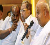 Karnataka crisis: Deve Gowda blames Siddaramaiah for political turmoil
