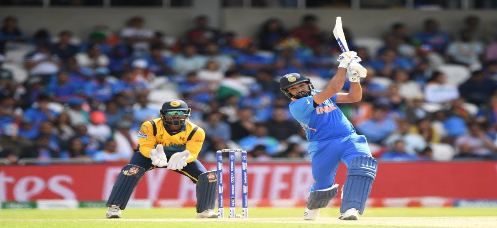 Rohit Sharma is on the cusp of breaking Sachin Tendulkar's record tally of centuries and overall runs in the ICC Cricket World Cup 2019. (Image credit: Getty Images)