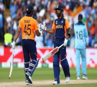 Sustaining form for World Cup important, Rohit Sharma tells Virat Kohli in fun interaction