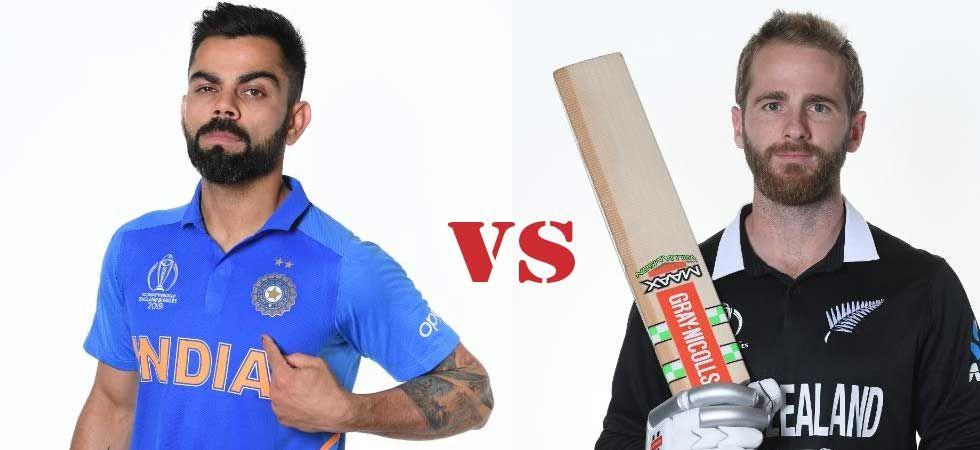 India vs New Zealand World Cup 2019 semi-final Dream 11 team prediction. (Photo: Twitter/@cricketworldcup)