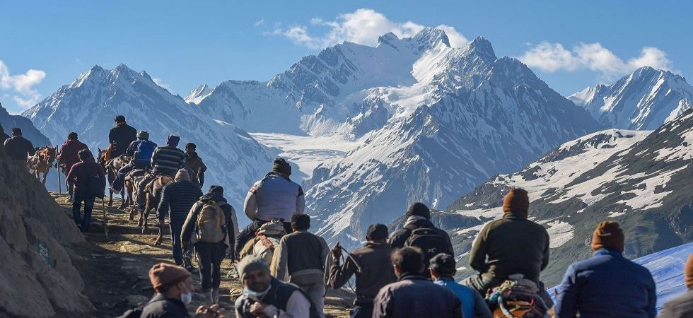 46-day long annual Amarnath Yatra started on July 1