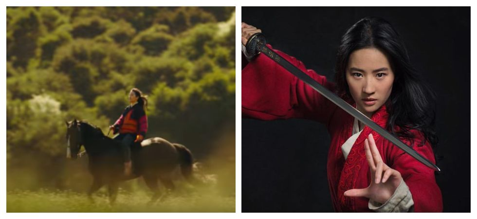 Disney's teaser trailer for Mulan' movie (Photo: YouTube)