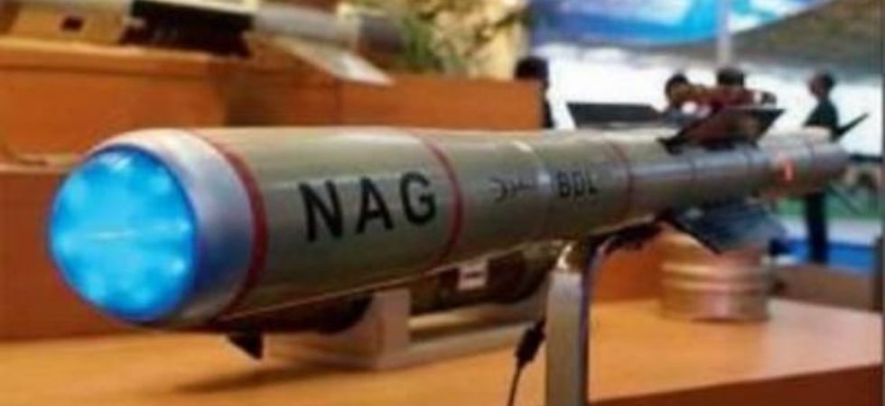 The third-generation fire-and-forget ATGM has been developed by the Defence Research and Development Organisation. (File Photo)