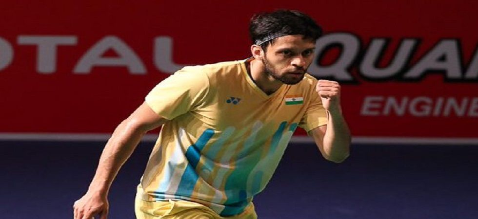 Parupalli Kashyap lost 22-20 14-21 17-21 in the finals to China's Li Shi Feng in the Canada Open Super 100 tournament. (Image credit: Parupalli Kashyap Twitter)