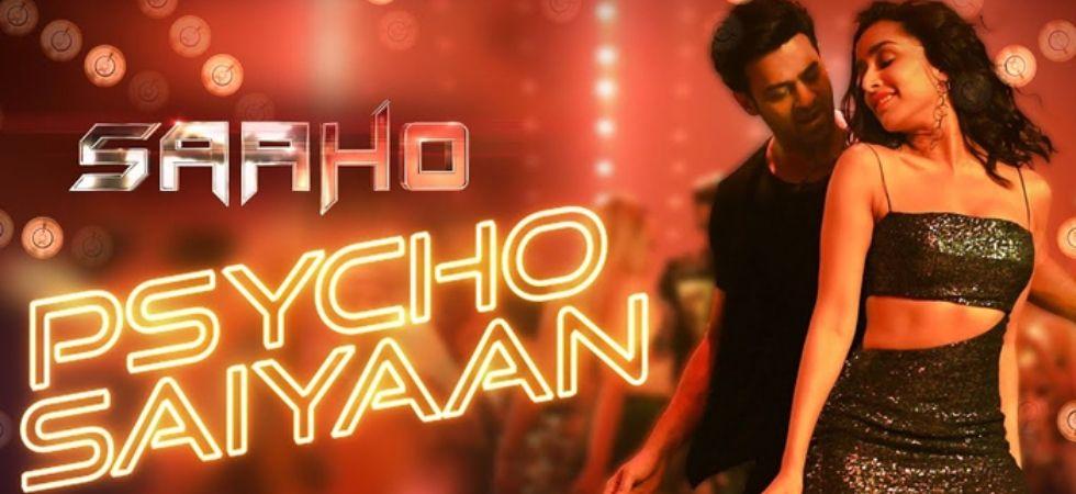 Saaho: Prabhas and Shraddha Kapoor bring in new parthy anthem with Psycho Saiyaan