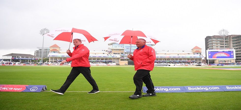 The rain is expected to play a major part in the ICC Cricket World Cup 2019 semi-final between India and New Zealand in Manchester. (Image credit: Getty Images)