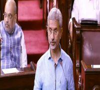 External Affairs Minister S Jaishankar takes oath as Rajya Sabha member